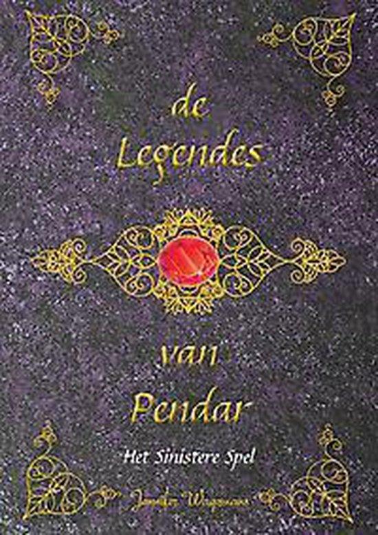 De legendes van pendar - het sinistere spel - Jennifer Wagemans   Fthsonline.com