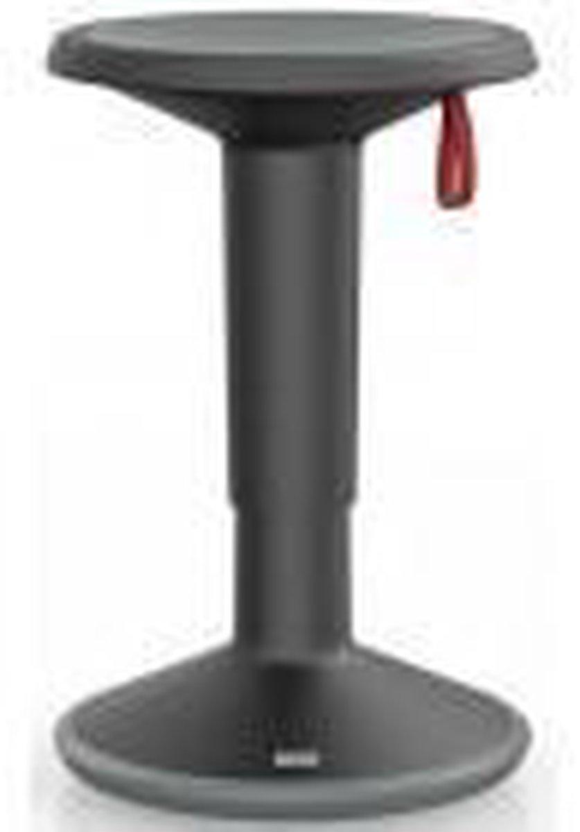 UPis1 Interstuhl Design kruk Zwart