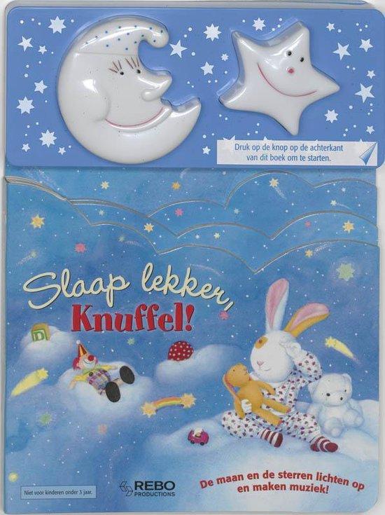 Slaap Lekker, Knuffel - Fréderique Tugault |