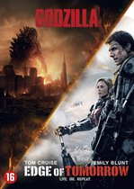 Godzilla + Edge Of Tomorrow