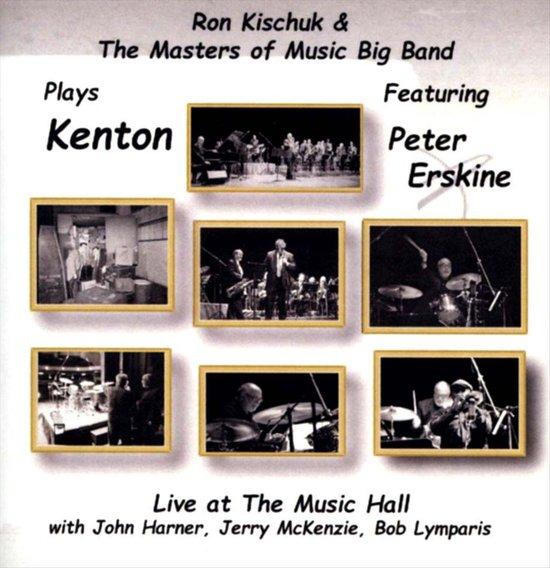 Plays Kenton: Live at the Music Hall