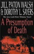 Omslag A Presumption of Death