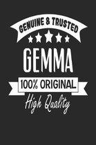 Gemma Genuine & Trusted 100% Original High Quality