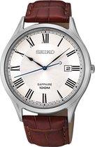 Seiko SGEG97P1 -  Horloge - Bruin - Ø 40 mm