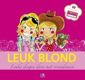 Leuk Blond Cadeau-Editie