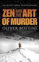 Boekomslag van 'Zen and the Art of Murder'
