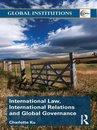 Omslag International Law, International Relations and Global Governance