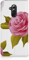 Huawei Mate 20 Lite Uniek Standcase Hoesje Roses