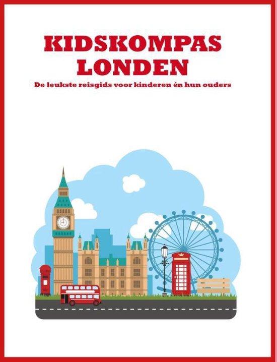 Kidskompas - Kidskompas Londen - Dagmar Jeurissen |