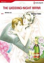 Omslag The Wedding-Night Affair (Harlequin Comics)