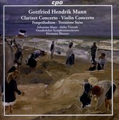 Clarinet Concerto & Violin Concerto