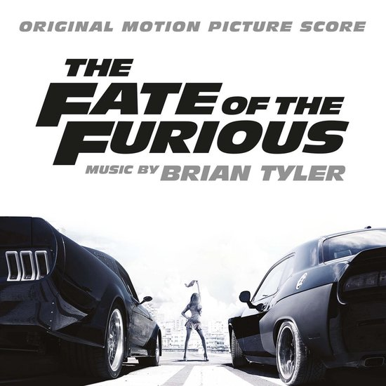 Fate Of The Furious (Coloured Vinyl) (2LP)