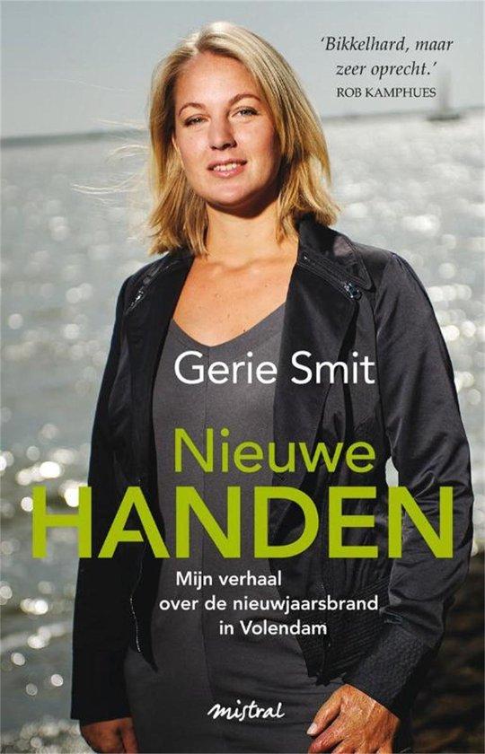 Boek cover Nieuwe handen van Gerie Smit (Onbekend)