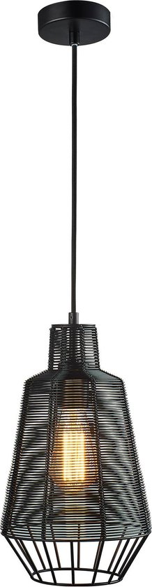 Hanglamp Wire Zwart 20