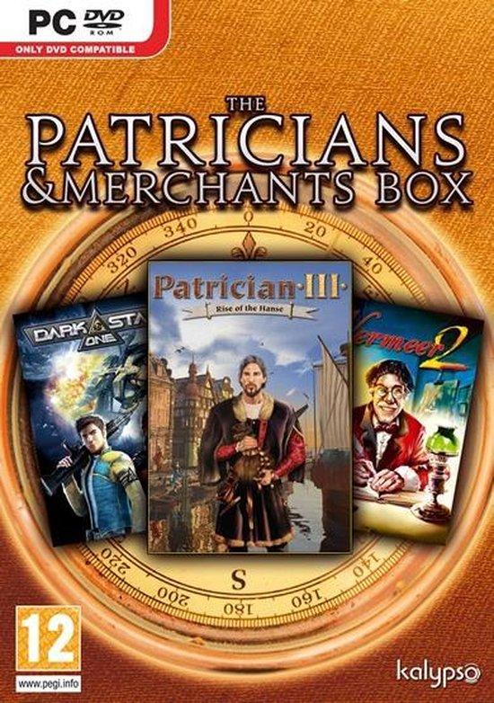 The Patricians And Merchants Box – Windows