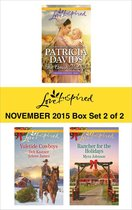 Love Inspired November 2015 - Box Set 2 of 2