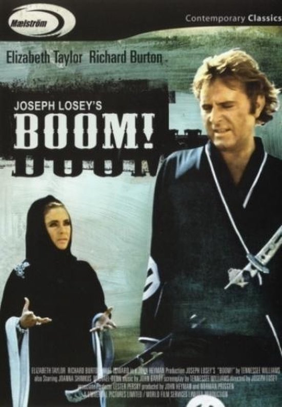 Cover van de film 'Boom!'