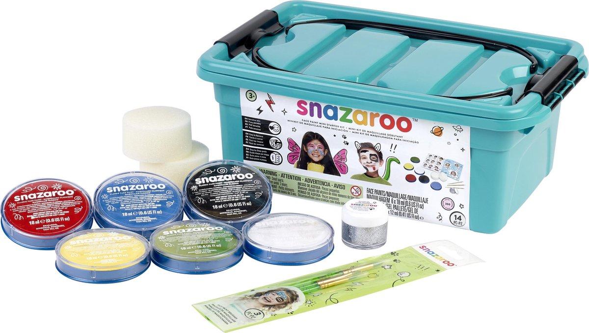 Snazaroo Schmink Starter set
