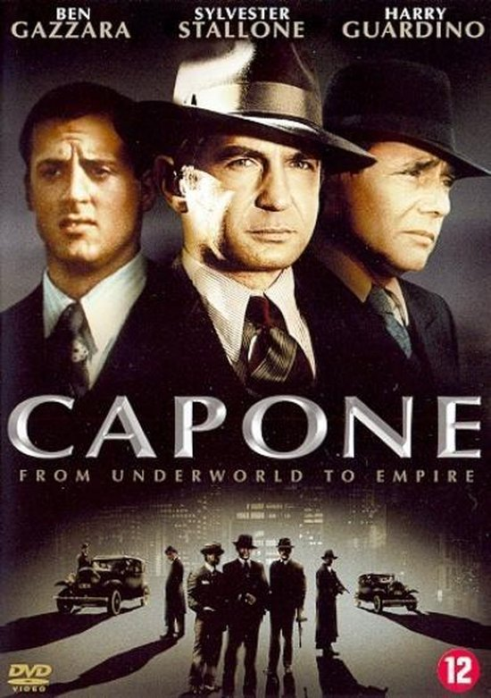 Cover van de film 'Capone'