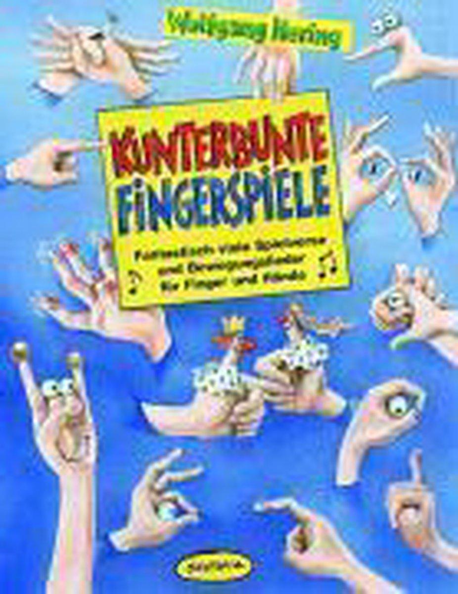 10 kleine fingerlein fingerspiel