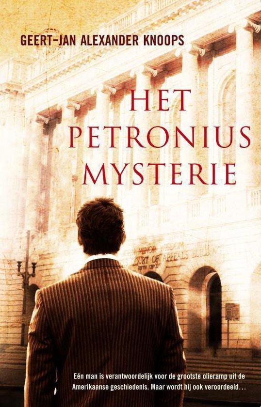 Het Petronius mysterie - Geert-Jan Alexander Knoops |