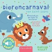 Boek cover Dierencarnaval van Marion Billet