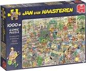 Jan van Haasteren Het Tuincentrum puzzel - 1000 stukjes