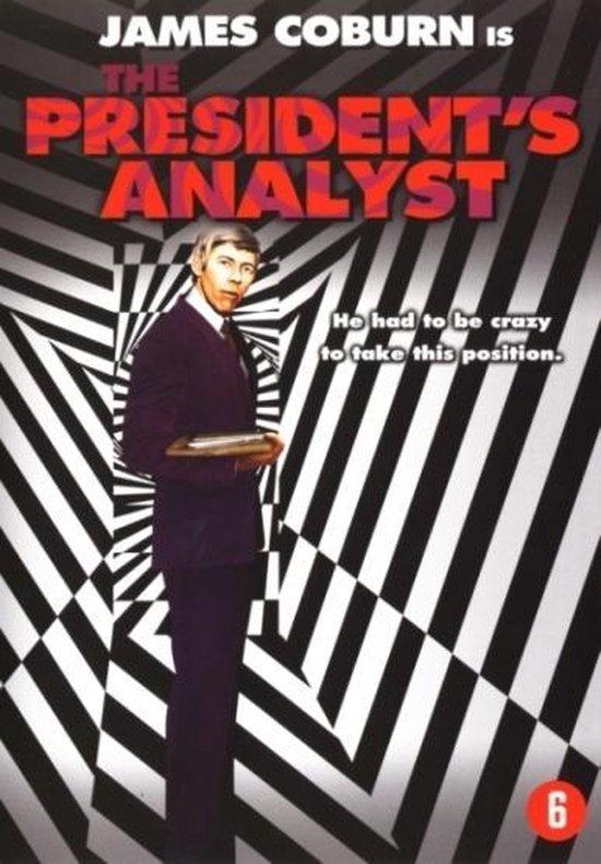 Cover van de film 'President's Analyst'
