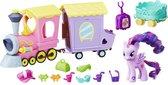My Little Pony Friendship Express Trein - Speelset - Roze