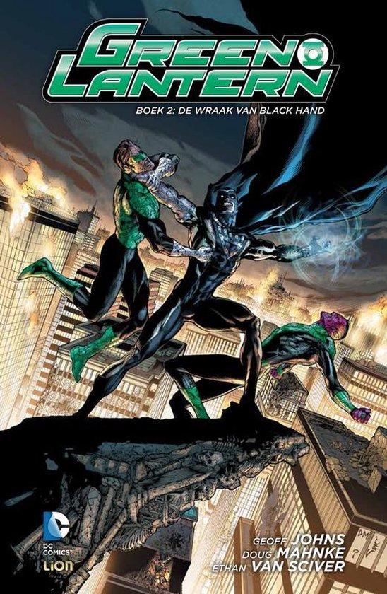 Green lantern hc02. de wraak van black hand (new 52) - GEOFF. Johns, |