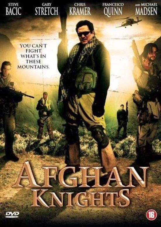 Cover van de film 'Afghan Knights'