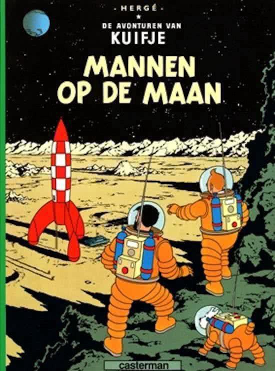 Kuifje 17. mannen op de maan - Hergé pdf epub