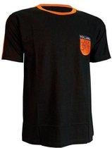 Nederlands Elftal T-shirt - Holland - L - Zwart