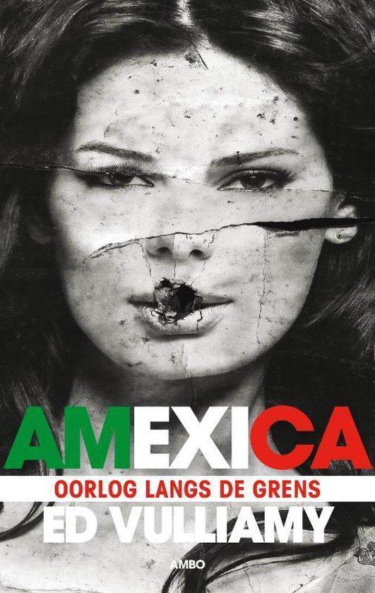 Amexica - Ed Vulliamy |