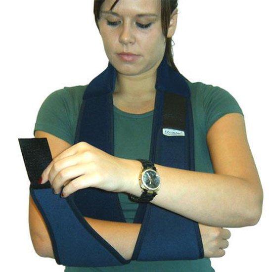 Armsling Mitella Comfort Universeel draagbaar Arm, pols, schouder Maat Small
