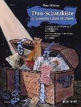 Duo-Schatzkiste. Originalwerke von der Renaissance bis zur Romantik. 2 Violinen. Spielpartitur.