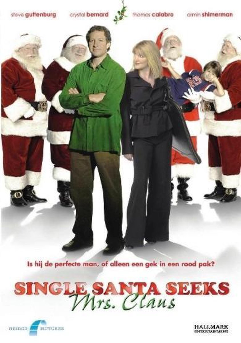 Single Santa Seeks Mrs. Claus - Steve Guttenburg