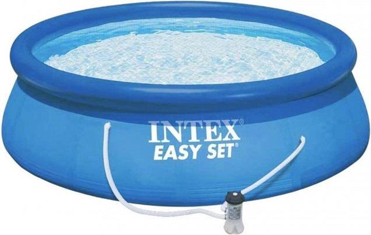 Intex Easy Set Rond 457CM x 91 CM hoog