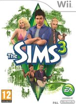 Nintendo Wii - The Sims 3