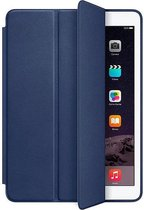 Tablet2you - Apple iPad Mini 5 - 2019 - Smart cover met backprotectie - Hoes - Donker blauw