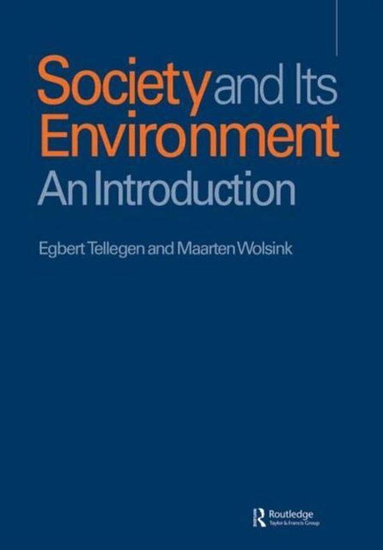 Soc & It's Envir
