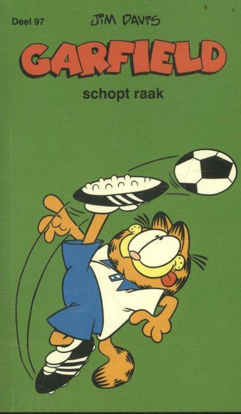 Garfield 97 - Garfield schopt raak - Jim Davis |