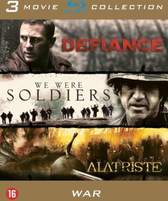 Cover van de film 'Defiance/We Were Soldiers/Alatriste'