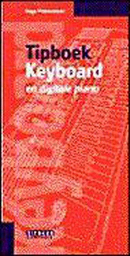 Tipboek Keyboard en digitale piano - Hugo Pinksterboer |