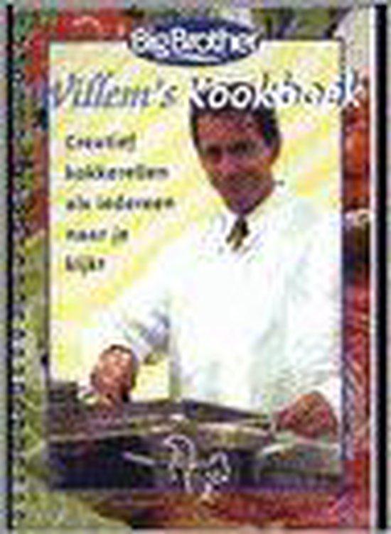 Big Brother Kookboek - Willem Boomsma |