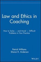 Omslag Law and Ethics in Coaching