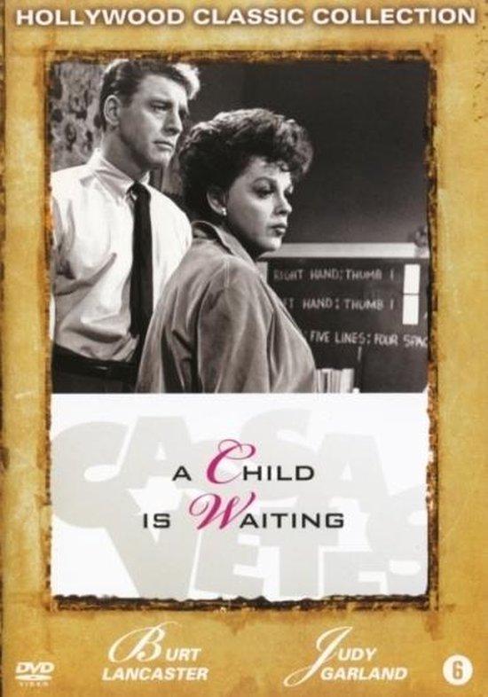Cover van de film 'A Child Is Waiting'