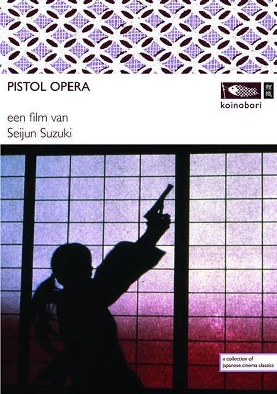 Cover van de film 'Pistol Opera'