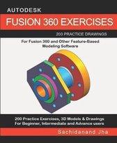 Autodesk Fusion 360 Exercises
