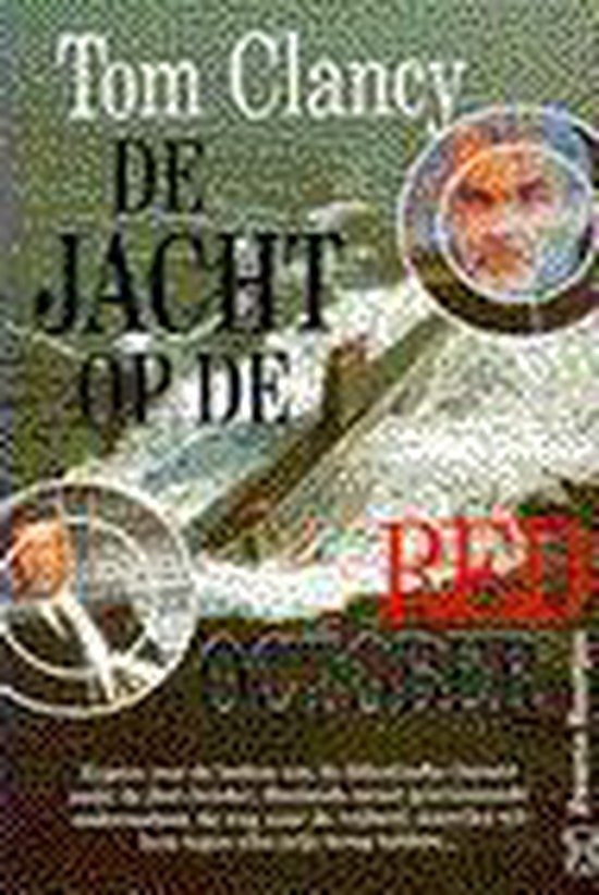 De jacht op de red october - Tom Clancy |